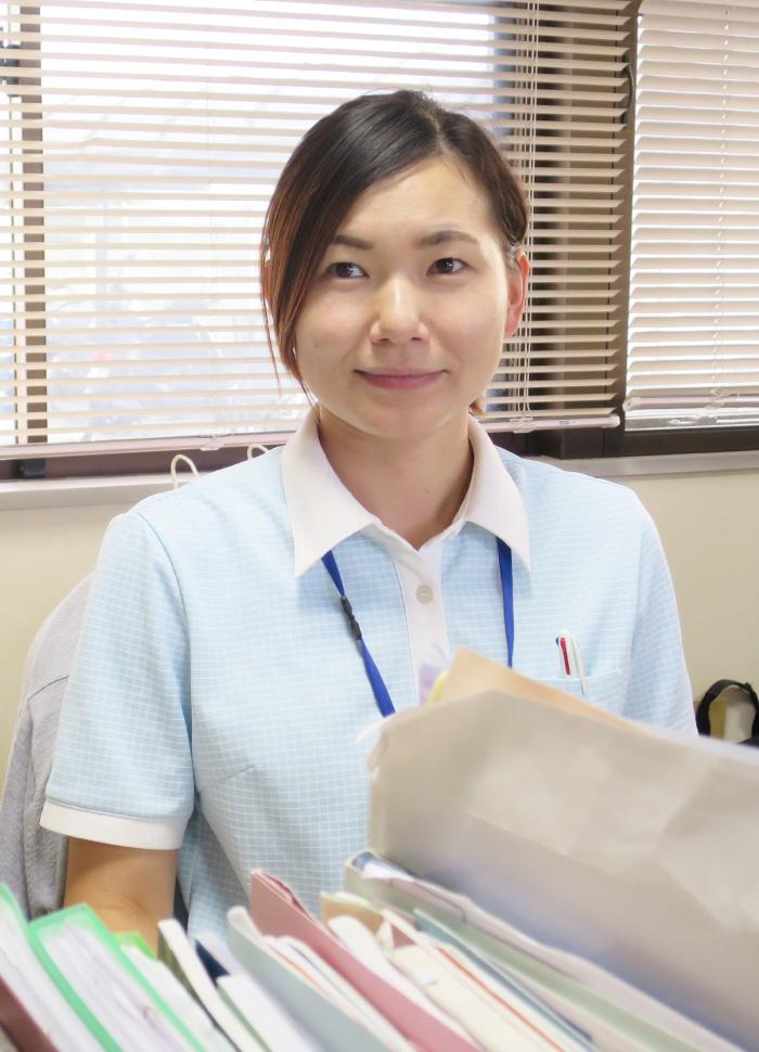 介護支援専門員 西田 亜矢